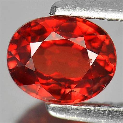 Orange Sapphire 5 35ct 宝石ルース オレンジ サファイア 1 19ct