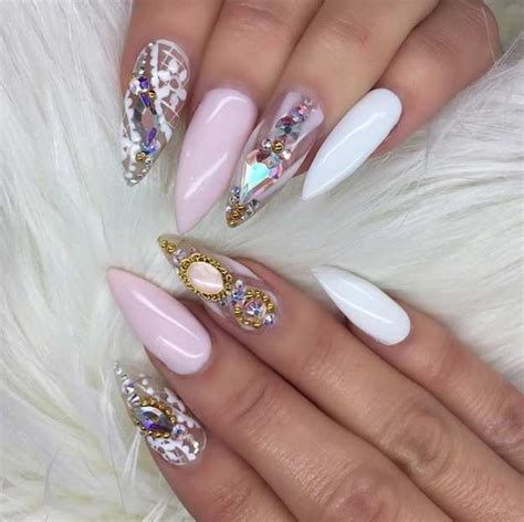 Elegante Nägel by 20 Wedding Nail Designs To Make Your Special Day