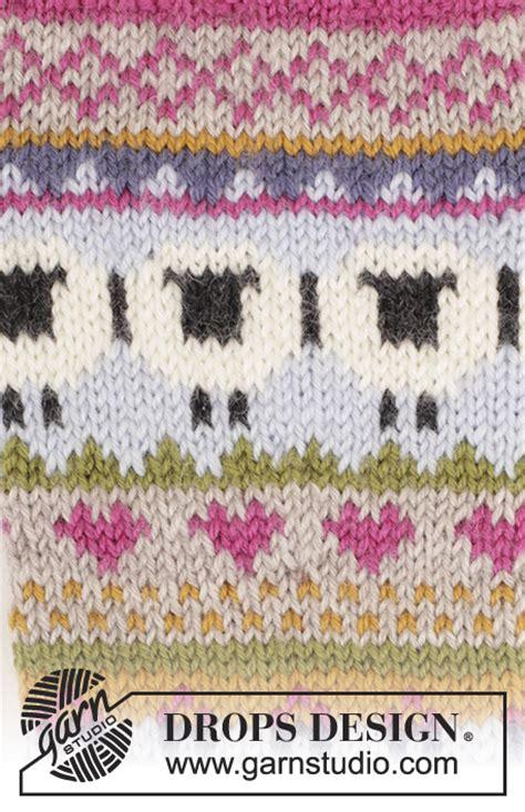 drops knitting patterns sleepy sheep drops 173 45 free knitting patterns by