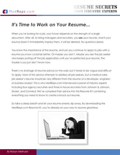 Resume Kit resume kit