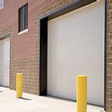 Garage Cabinets With Roll Up Doors Garage Roll Up Commercial Doors Flooring Cabinets