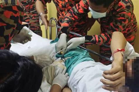 Gergaji Besi Malaysia gergaji besi bantu selamatkan alat vital pria malaysia