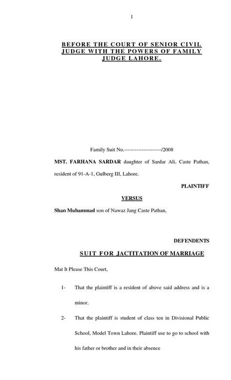 Marriage Letter Template Affidavit Of Bona Fide Marriage Letter For Immigration Sle Bagnas Marriage Affidavit