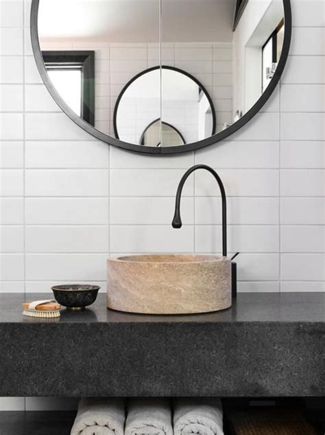 round bathroom mirror decor trend round bathroom mirrors my paradissi