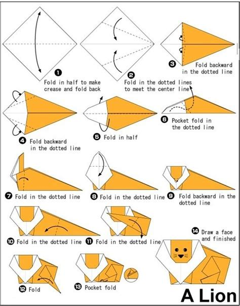 Steps To Make Paper - let s try simple steps to make origami kidscrafts