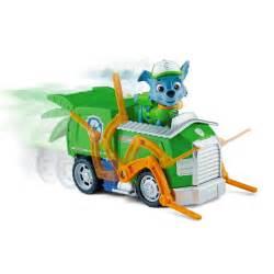 spin master paw patrol paw patrol rocky recycling truck