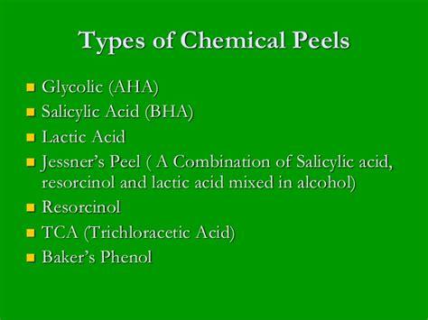 light chemical peel benefits cosderma chemical peels