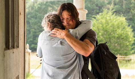 andrew lincoln tv shows blogs the walking dead norman reedus talks