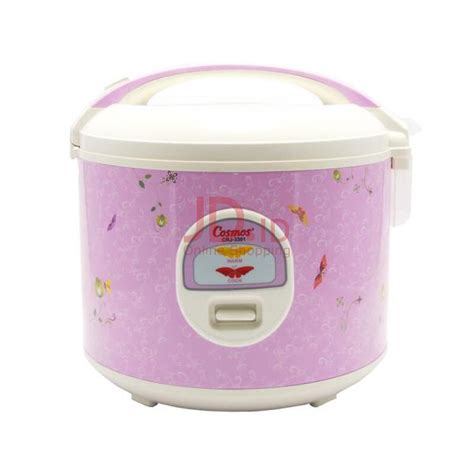 Rice Cooker Cosmos jual cosmos rice cooker crj 3301 jd id