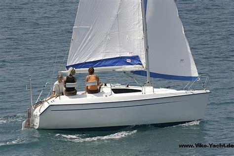 piccoli cabinati a vela viko yachten deutschland yachthandel hamburg vikoyacht