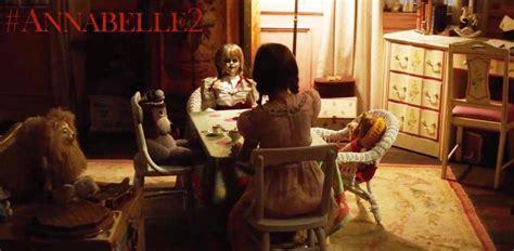 annabelle doll cast annabelle 2 teaser trailer