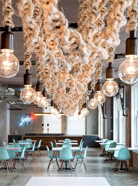 yelp headquarters amazes with an eclectic blend of modern