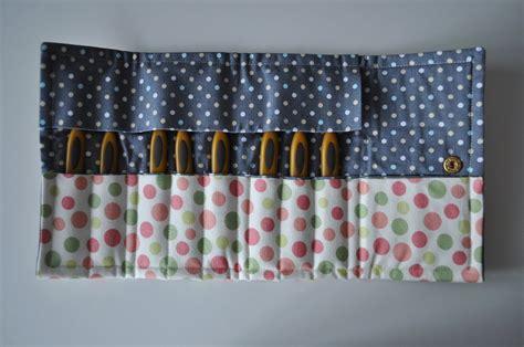 sewing pattern organizer box crochet hook organizer case pdf sewing pattern by