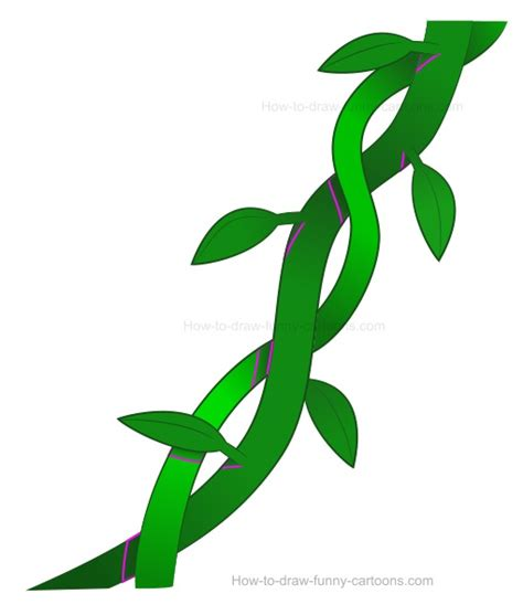 Drawing Vines by How To Draw Vines