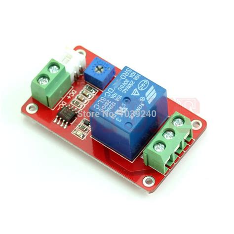 photoresistor relay 12v car light switch photoresistor relay module light detection sensor in sensors from