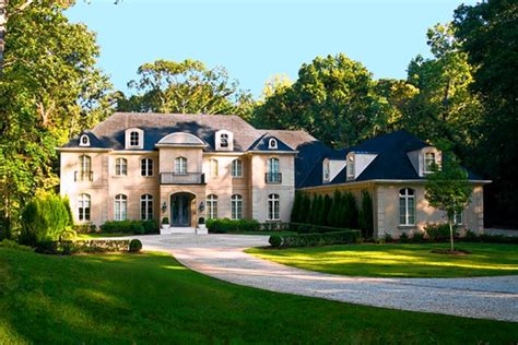 luxury real estate big houses wsj