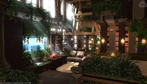 ffxiv housing   fantasy house final