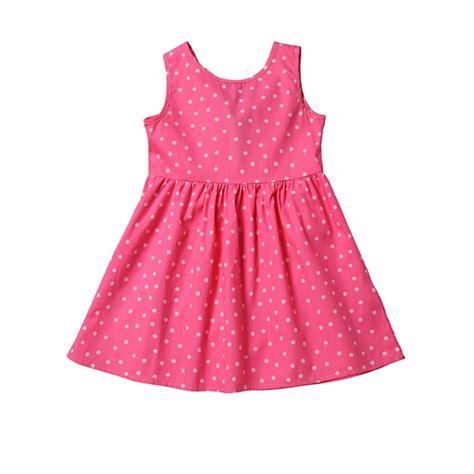 cute pattern clothes kid girls dress cute children printing pattern cotton
