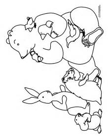 making learning fun the bear snores on coloring pages