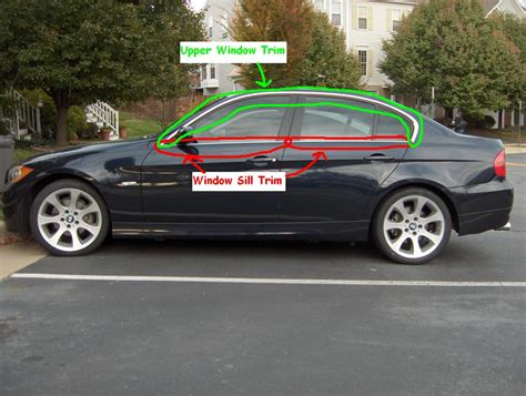 window trim replacement diy