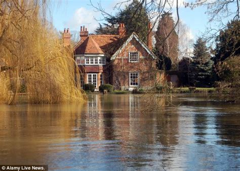 george michael homes george michael hopes flooding river thames won t wreck his country manor daily mail