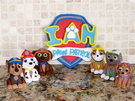 paw patrol cake decorations 21 best images about birthday ideas on semi