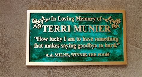 outdoor memorial plaques for benches garden memorial plaques pet memorials our hearts great
