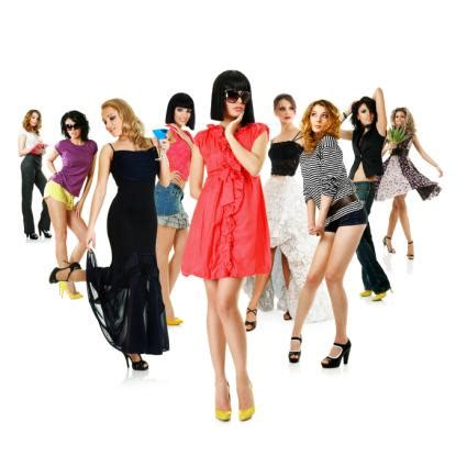 dofferent styles of the crunch haorstyle clothing types and styles lovetoknow