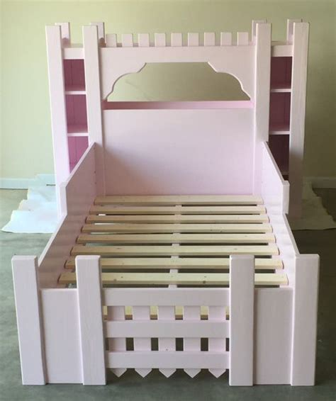diy princess bed 25 best ideas about princess beds on pinterest castle bed girls bunk beds and