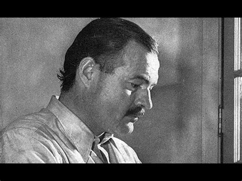 ernest hemingway biography youtube ernest hemingway later years quotes biography