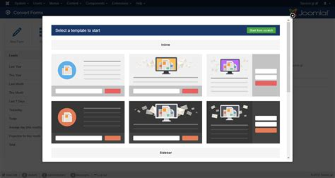 joomla backend templates joomla backend templates choice image professional
