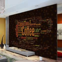 popular coffee shop design buy cheap coffee shop design green forest nature landscape wall paper wall print decal