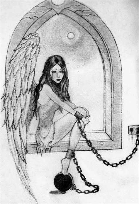 Pencil Drawings Of Angels Drawing Art Library Images For Drawing