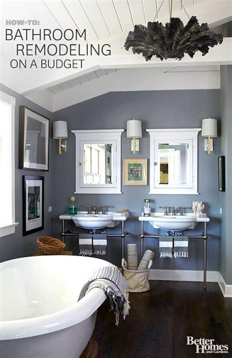 55 smart bathroom decor ideas on a budget lovelyving com pretty budget bathroom decorating ideas via gayle