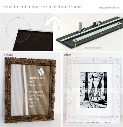 How To Cut Mats For Framing by How To Cut A Mat For A Photo Frame