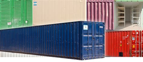 used storage container shipping container for sale new or second