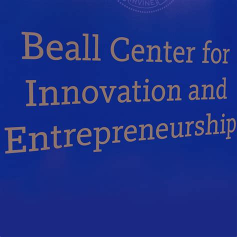 Top Mba Innovation Entrepreneurship by Uci Paul Merage School Of Business