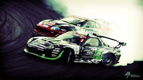 rx7 drift supra vs rx7 drift wallpapers supra vs rx7 drift myspace