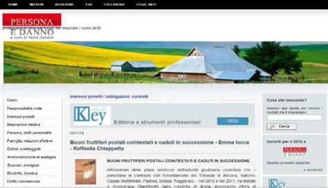 ufficio legale poste italiane roma buoni fruttiferi caduti in successione studio legale