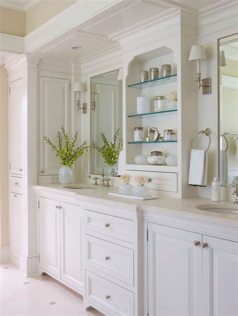 traditional bathroom decorating ideas small master bathroom ideas powder room traditional with crown molding beige walls