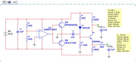 integrator circuit on multisim integrator circuit using multisim 28 images op circuit design 1 design and multisim
