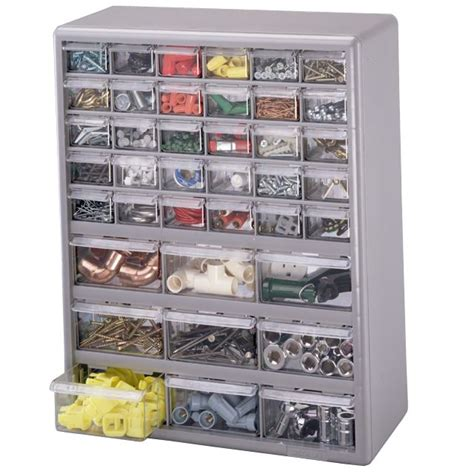 Stack On Drawer Dividers by Stack On D239 Blue 39 Drawer Organizer