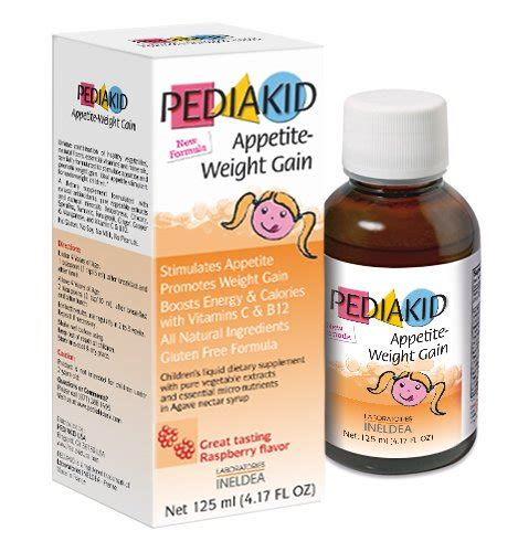 Weight Gain Buy Products pediakid appetite weight gain all new formula
