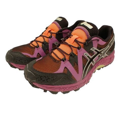 womens running shoes sale sneakers asics gel fujielite womens running shoes orange