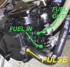 mikuni carburetor test amp rebuild info