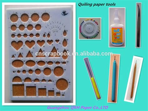 How To Make Paper Tools - handmade quilling paper for diy birthday cards paper