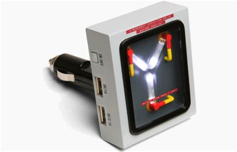 flux capacitor uk win a back to the future flux capacitor usb car charger
