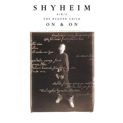 shyheim aka the rugged child 00 shyheim aka the rugged child on and on uk cd single