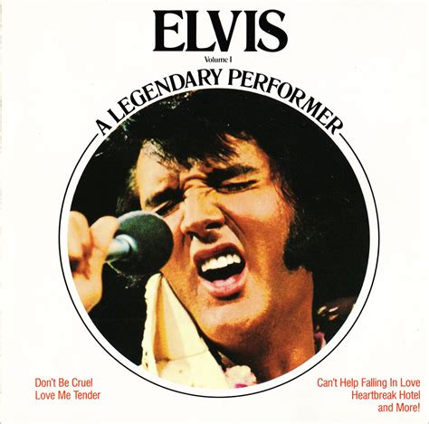 The Legendary Magic Of Elvis elvis a legendary performer volume 1 1973 cd issue 1989 avaxhome