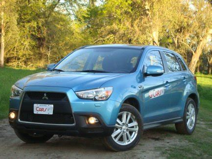 mitsubishi outlander gls sport at test drive mitsubishi outlander sport 4x4 gls at cars